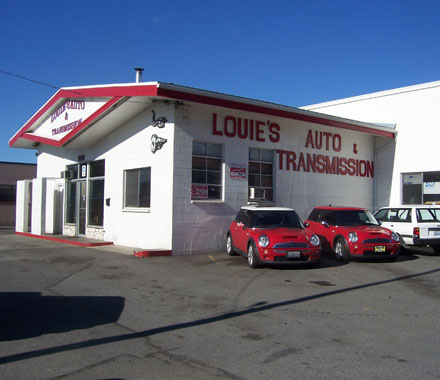 Louie's automotive and transmission
